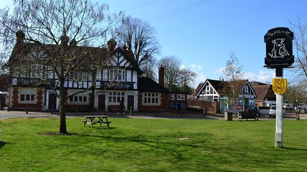 The Dog & Partridge is considered a central hub for Yateley as well as the home pub for the Yateley