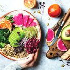 While no individual food, nutrient or supplement will increase immunity, a healthy, balanced diet, f