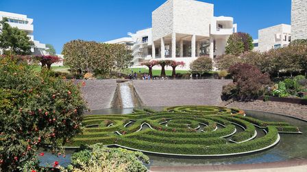 The J. Paul Getty Museum in Los Angeles, California credit Alexandre Fagundes