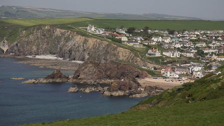 Hope Cove & Outer Hope from Bolt Tail (c) Keith Murray, Flickr (CC BY 2.0)