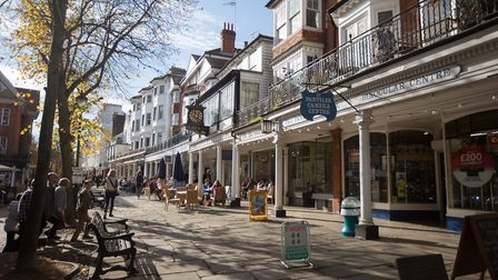 Tunbridge Wells is one of only three ''Royal'' towns in the UK (photo: Manu Palomeque)