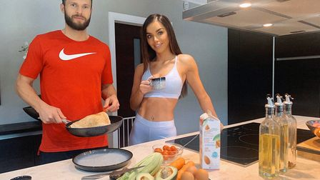 Nermina and Erik have plenty of healthy recipes to share