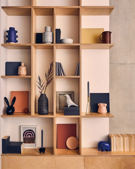 There are many clever storage options out there (pictured: Habitat's SS20 Object Collection)