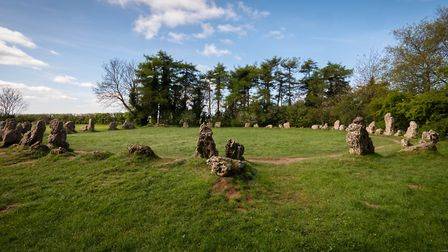 The Rollright Stones (photo: emaybe, Michael Brace, Flickr, CC BY-NC-ND 2.0)