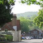 Gomshall Village (Photo by Chris Howard)