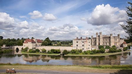 Find out what it would have been like to live in Leeds Castle and write your own story about it (pho