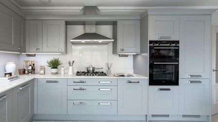 The natural beauty of stone worktops will add elegance to your kitchen and increase the value of you