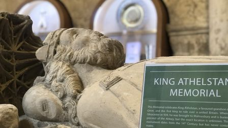 King Athelstan's memorial (photo: Tracy Spiers)