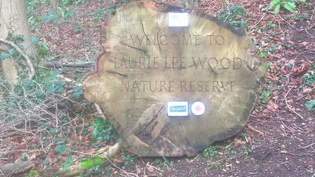 Laurie Lee Wood Nature Reserve