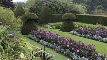Hinton Ampner is widely acknowledged as a masterpiece of 20th century garden design