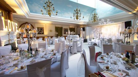 London Golf Club makes a picturesque and private venue for your special day. Image: Robert Hooper
