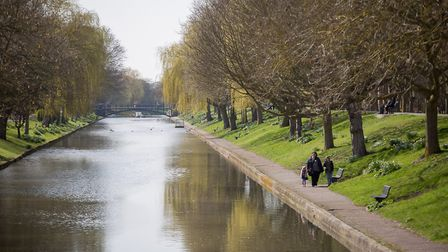 Hythe offers access to the Royal Military Canal, the 28 mile man-made 19th-century military defence