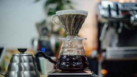 Get the coffee on at Chimney Fire Coffee Photo Simon Weller