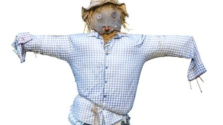 The most important day of the year in the village is the Scarecrow Festival (photo: mrdoomits, Getty