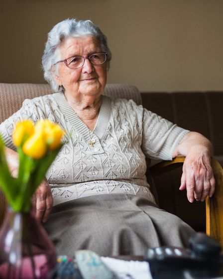 Dementia can result in isolation of the elderly, as they struggle to connect with the world around t