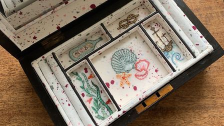 The Seaside Box was a recent commission. Photo: Emily Gore