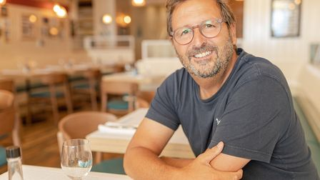 Founder Mitch Tonks is opening the Plymouth Rockfish restaurant on 4 July. Photo: Rockfish
