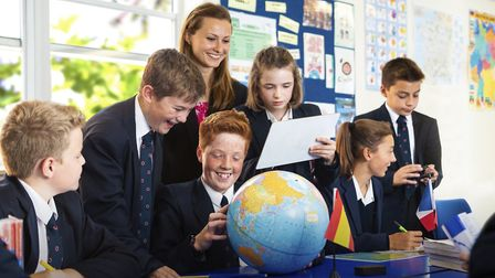 Exeter School is a co-educational day school for girls and boys aged 7 18