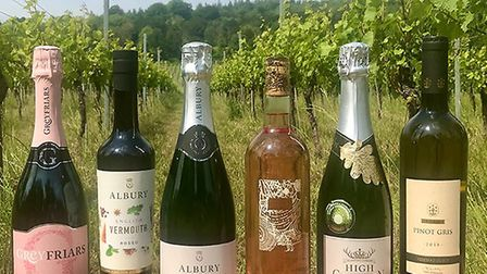 Mixed Case for English Wine Week