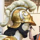 The Royal Naval Heritage Museum collection of ships figureheads has been restored for The Box museum