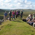 Dartmoor can be explored with expert guides during the Dartmoor Walking Festival. PICTURE: MOORLAND