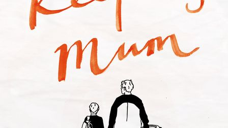James Gould-Bourn's first book, Keeping Mum, is available to buy now in the UK.