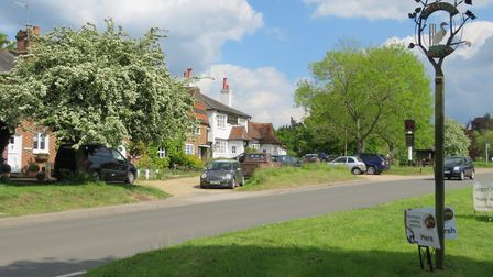 Shamley Green has been home to many famous residents