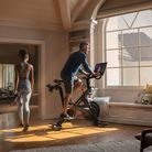 Peloton offers an immersive cycling experience at home