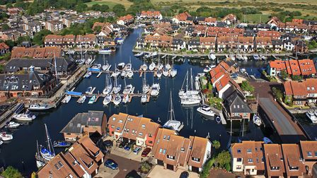Hythe Village Marina is a thriving community with events organised by an active residents associatio
