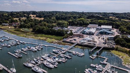 Universal Marina is a tranquil and private marina (alternative image)