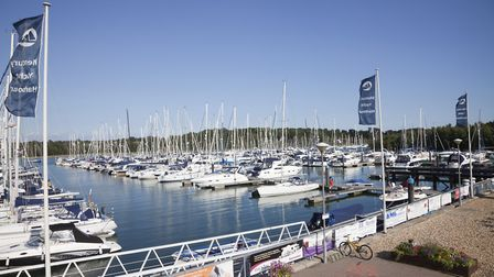 Mercury Yacht Harbour was originally built by Sir Robin Knox-Johnston ( the first sailor to circumna