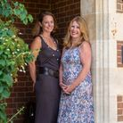 Mother and daughter duo Anna Hunter and Laura Walford run the successful Belgravia