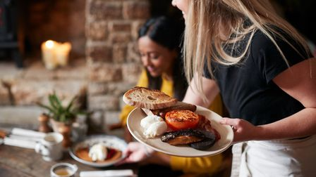 These Surrey restaurants are part of the #EatOutToHelpOut scheme (photo: monkeybusinessimages, Getty