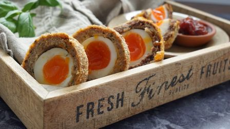Take your picnic to the next level with these Gourmegg Scotch eggs