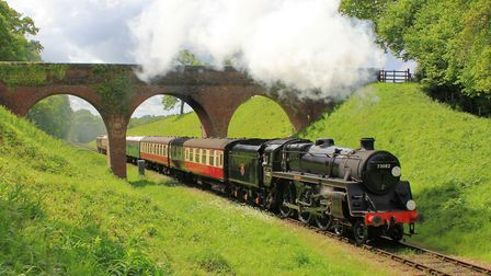 Bluebell Railway - photo by Peter Edwards