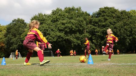 There are opportunities for every child to take part in a huge variety of sporting activities at Wes