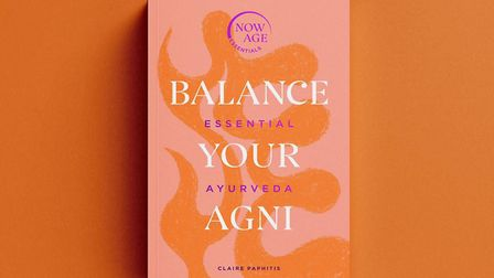Claire's book Balance you Agni is out now/on August 13