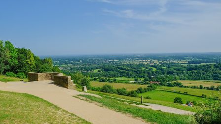 View from Box Hill