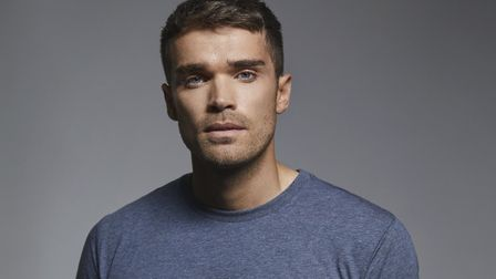 Josh Cuthbert, formerly of Union J, who is the 2020 ambassador for Givenchy. Image: David Reiss