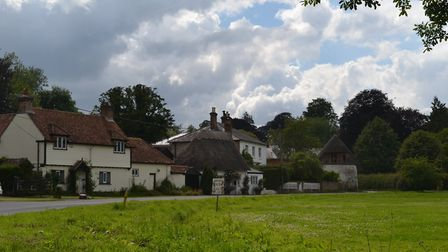 Amport is a much sought-after village to the south-west of Andover, home to the Hawk Conservancy Tru