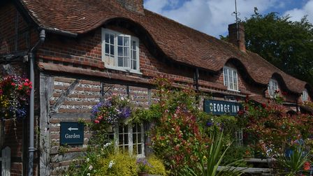 The villages surrounding Andover provide a perfect rural retreat with country walks and old inns suc