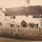 Wheelers Farm, Pyrford. The first home of Vernon and Jane Lushington. Image: Courtesy of Surrey Hist