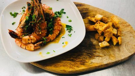 Authentic Portugese cuisine can be found on our doorstep at The Cork and Tile