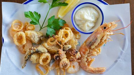 Enjoy fish and chips with a difference at Rockfish