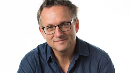 Science journalist, Dr Michael Mosley will be at Appledore Book Festival. Photo: David Bostock