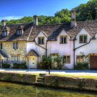 The beautiful village of Castle Combe (photo: RolfSt, Getty Images)