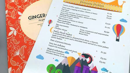 Something for everyone at Ginger & Pickles