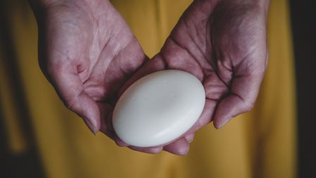 Alice's journey back to health began with creating a solid deodorant bar. Photo: Steve Haywood