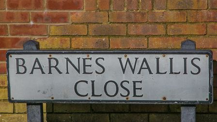 A road in Effingham is named after Wallis, Image: Getty/Maxim Dobres