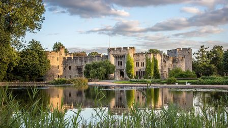 At Allington Castle Sir Thomas Wyatt met fellow co-conspirators in the lead up to his unsuccessful r